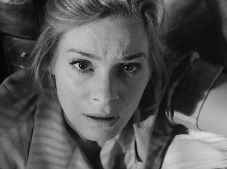 Ingrid Thulin, The Silence (1963)