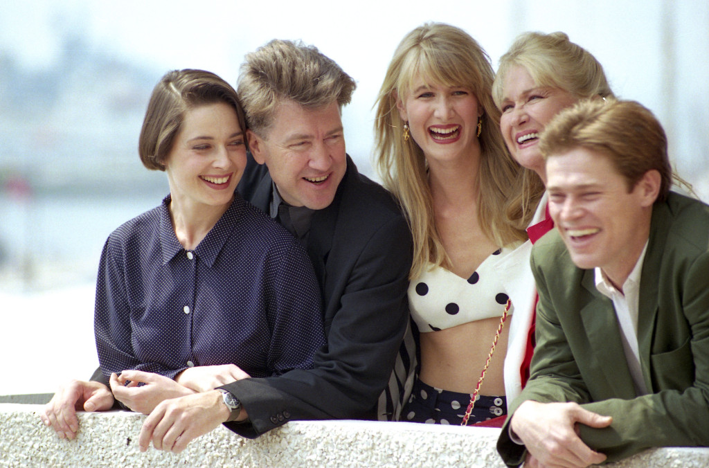 Isabella Rossellini, David Lynch, Laura Dern, Diane Ladd, Willem Dafoe / 1990