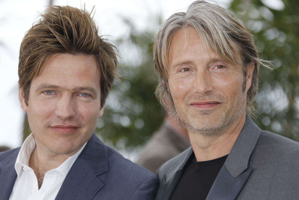 Thomas Vinterberg, Mads Mikkelsen, The Hunt / 2012