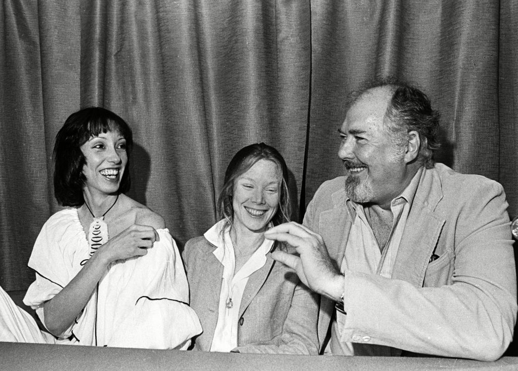 Shelley Duvall, Sissy Spacek, Robert Altman / 1977