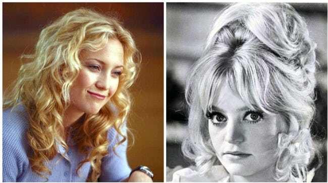 Kate Hudson / Goldie Hawn / 25