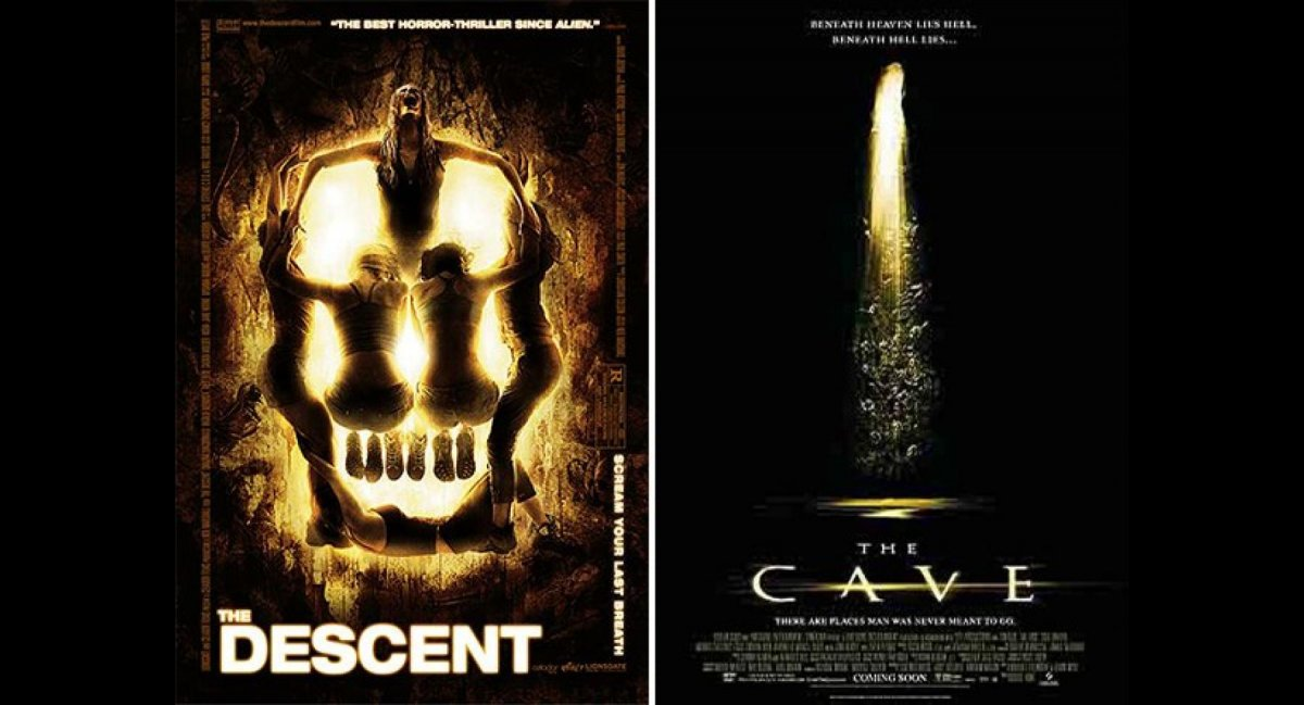 The Descent / The Cave / 2005