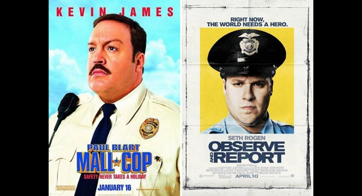 Mall Cop / Observe And Report / 2009