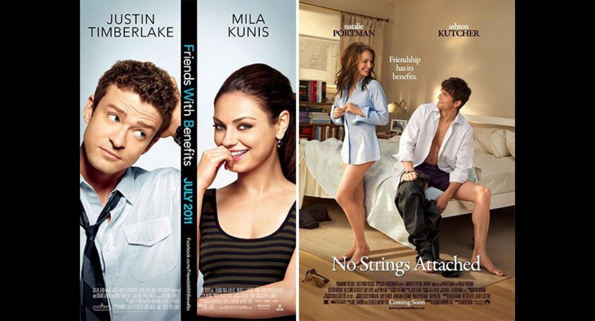 Friends With Benefits / No Strings Attached / 2011