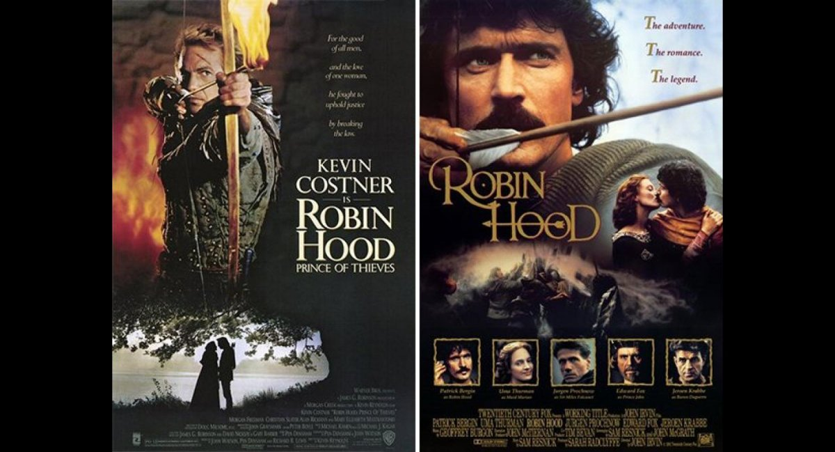 Prince Of Thieves / Robin Hood  / 1991