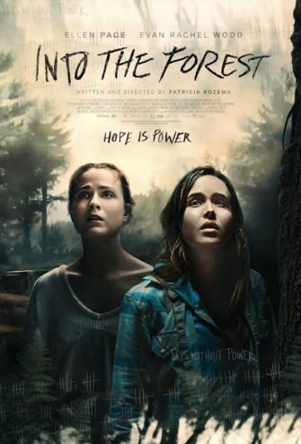 Νέα ταινία:into the forest poster