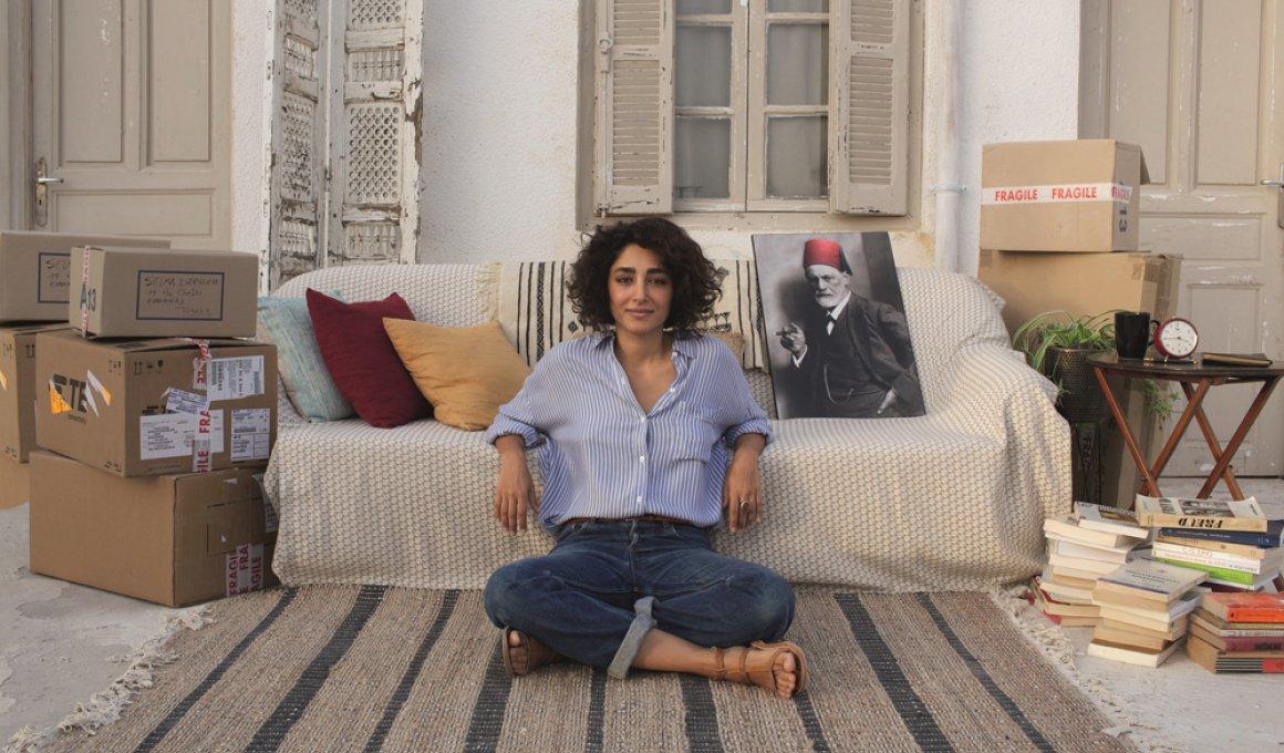 Ένα ντιβάνι στην Τυνησία