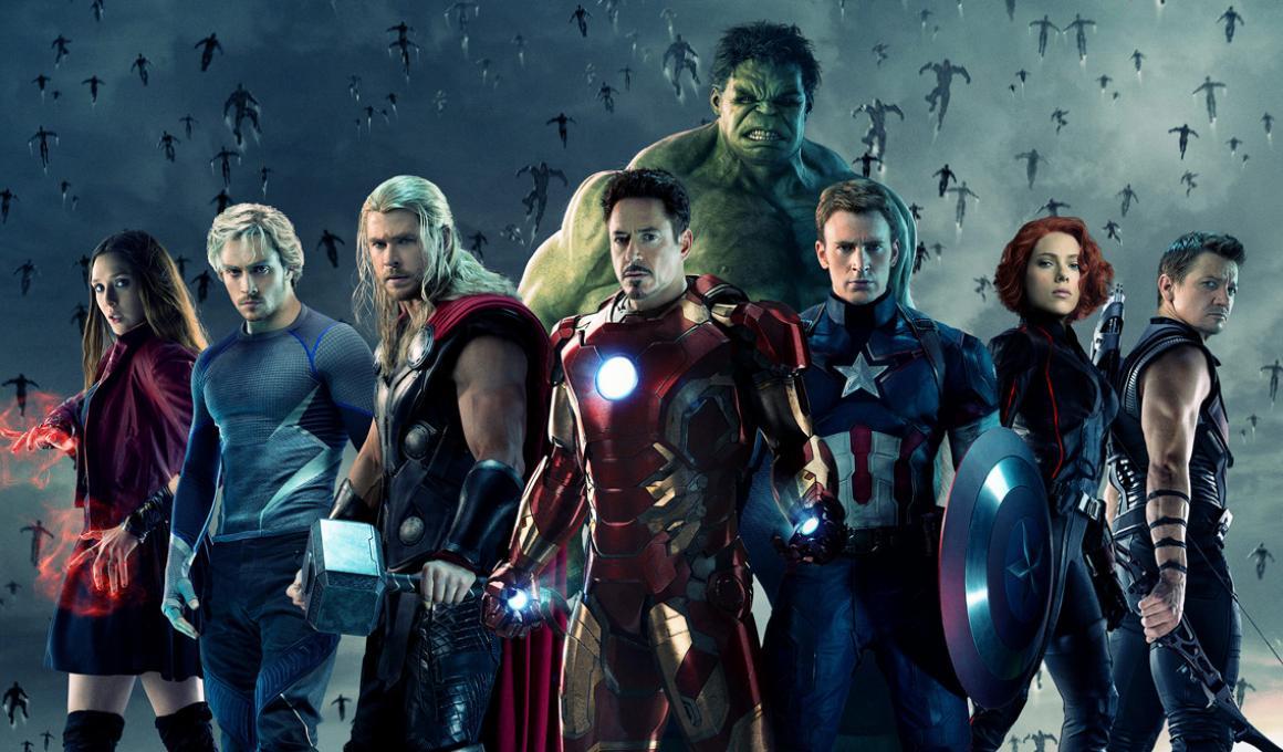 Δυνατή πρωτιά για Avengers 2