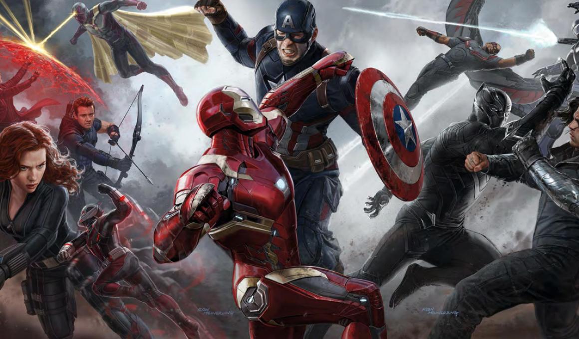 """Χωρίς αντίπαλο το """"Captain America: Civil War"""" στο ελληνικό box-office"""