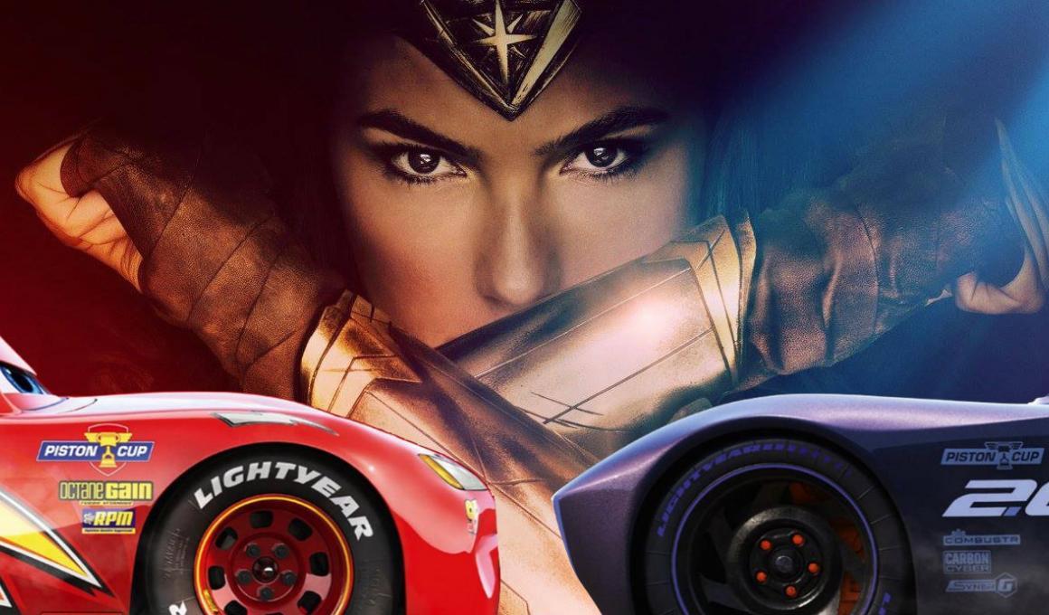 Αυτοκίνητα, Μούμιες και Wonder Woman
