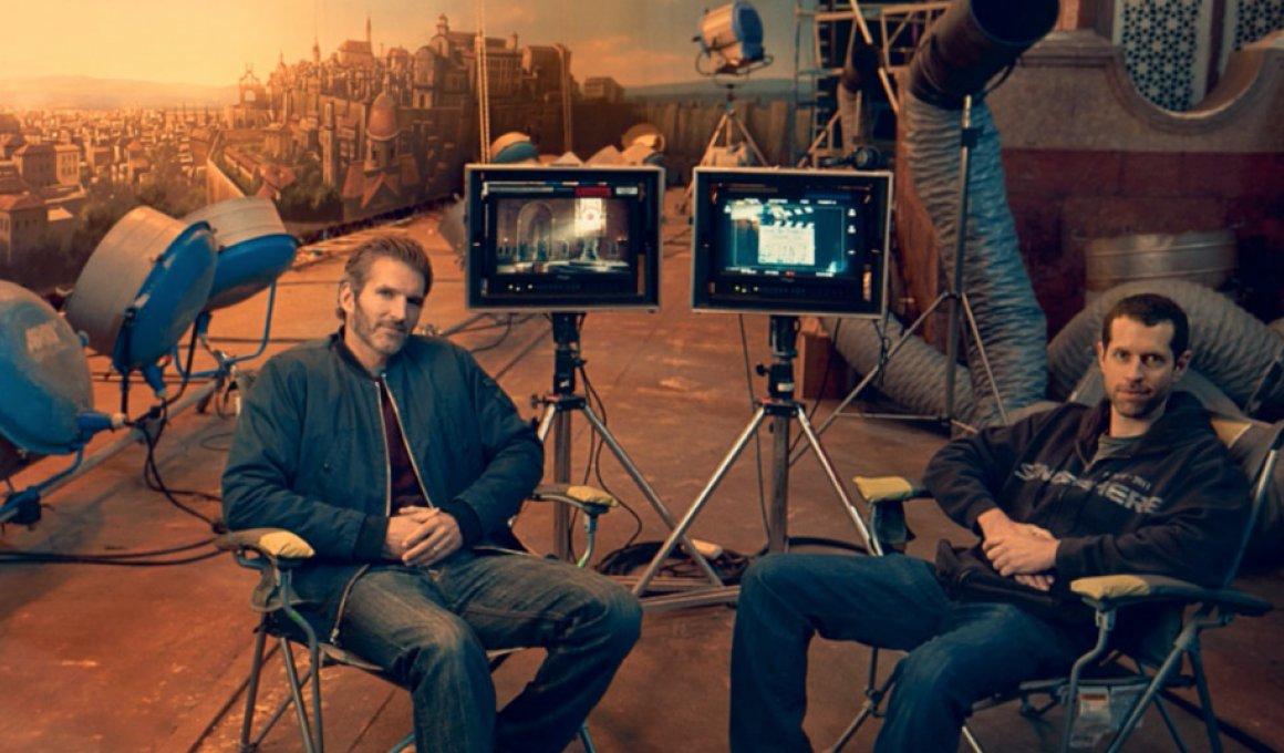 David Benioff και D. B. Weiss ετοιμάζουν την πρώτη τους σειρά για το Netflix