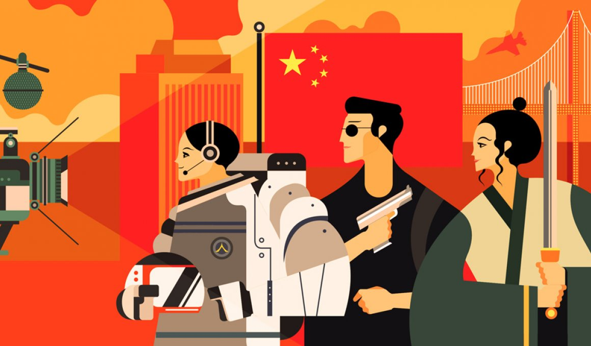 Η Κίνα διέταξε τα σινεμά να προβάλουν ταινίες προπαγάνδας