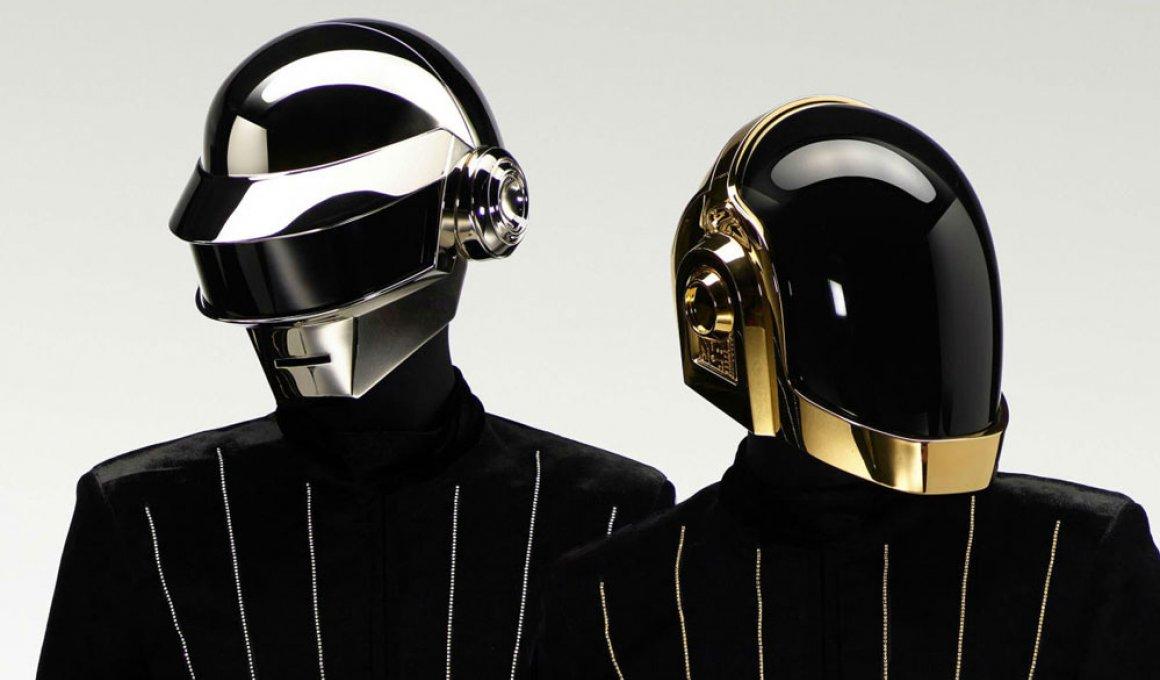 Ένα ντοκιμαντέρ για τους Daft Punk στο Ertflix
