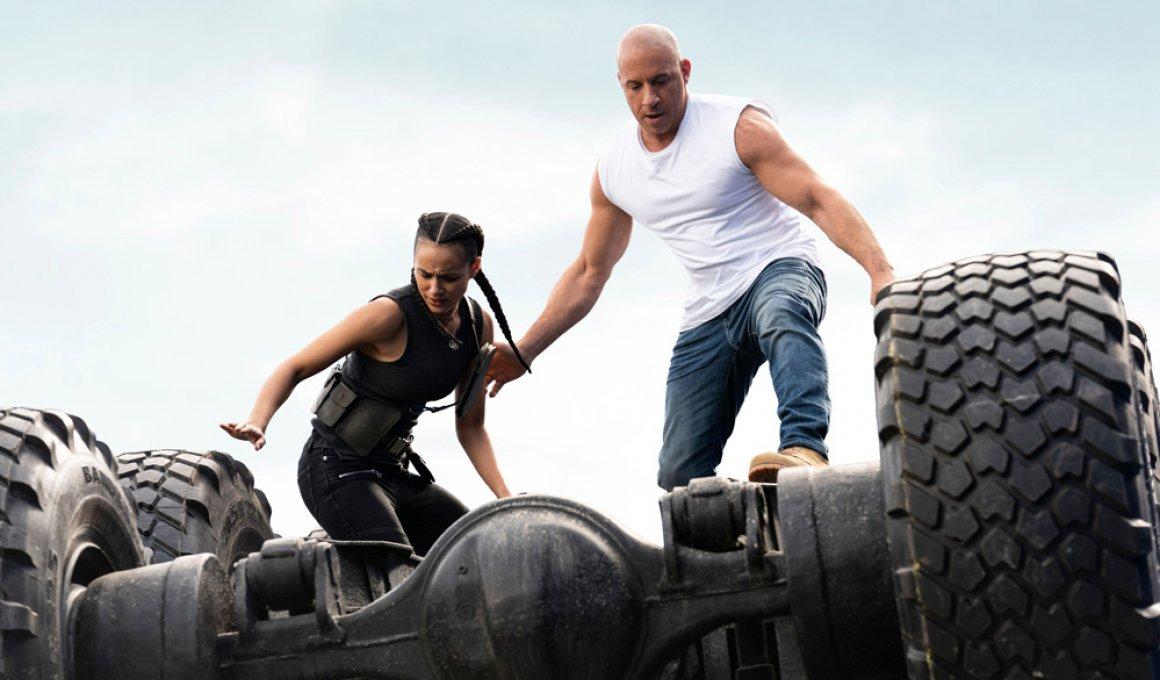 Fast and Furious 9: Μαχητές των δρόμων