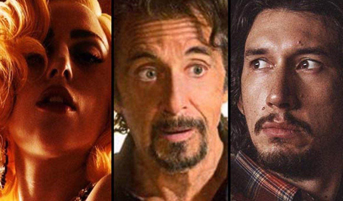 Ρίντλεϊ Σκοτ σκηνοθετεί Αλ Πατσίνο, Άνταμ Ντράιβερ και... Lady Gaga!