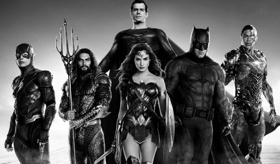 zach snyder's justice league