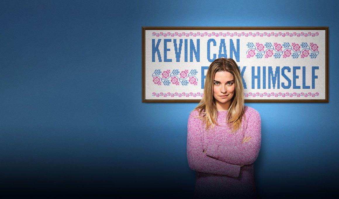 """Kevin can f@ck himself"" season 1: Υβρίδιο sitcom/δράματος"