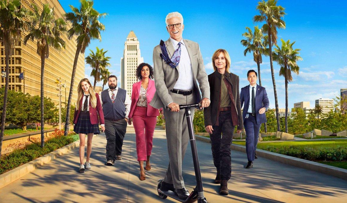 """Mr. Mayor"" season 1: Sitcom καθημερινής τρέλας"