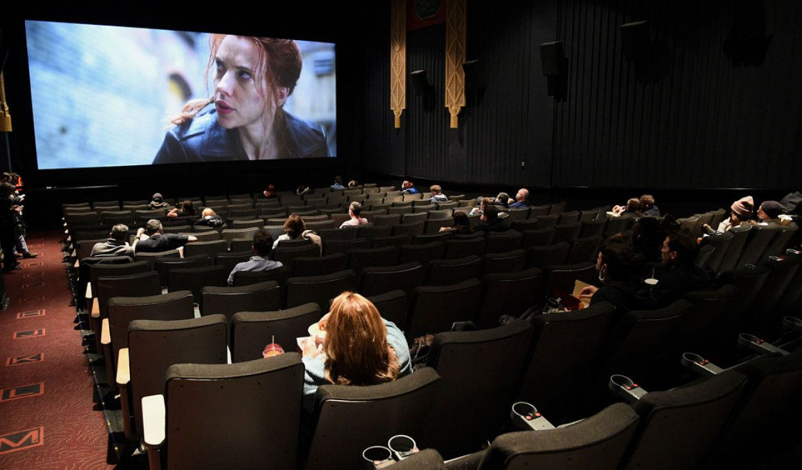 Τα σινεμά άνοιξαν ξανά στη Νέα Υόρκη
