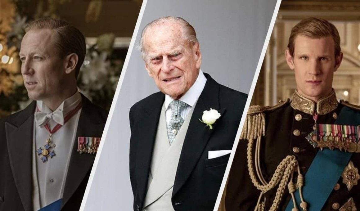 The Crown: Aποχαιρετισμός στον Πρίγκιπα Φίλιππο