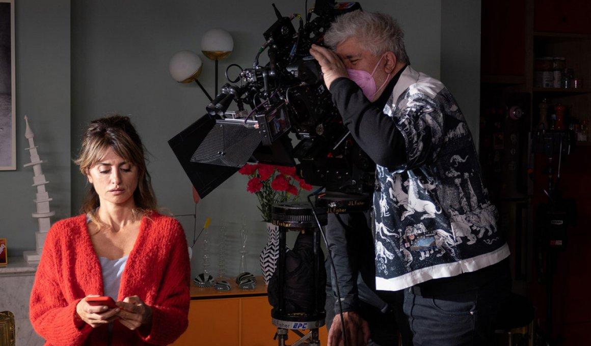 venice film festival 2021 parallel mothers pedro almodovar