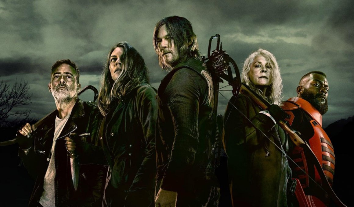 """Η τελική σεζόν του """"The Walking Dead"""" έχει σκληρό τρέιλερ"""