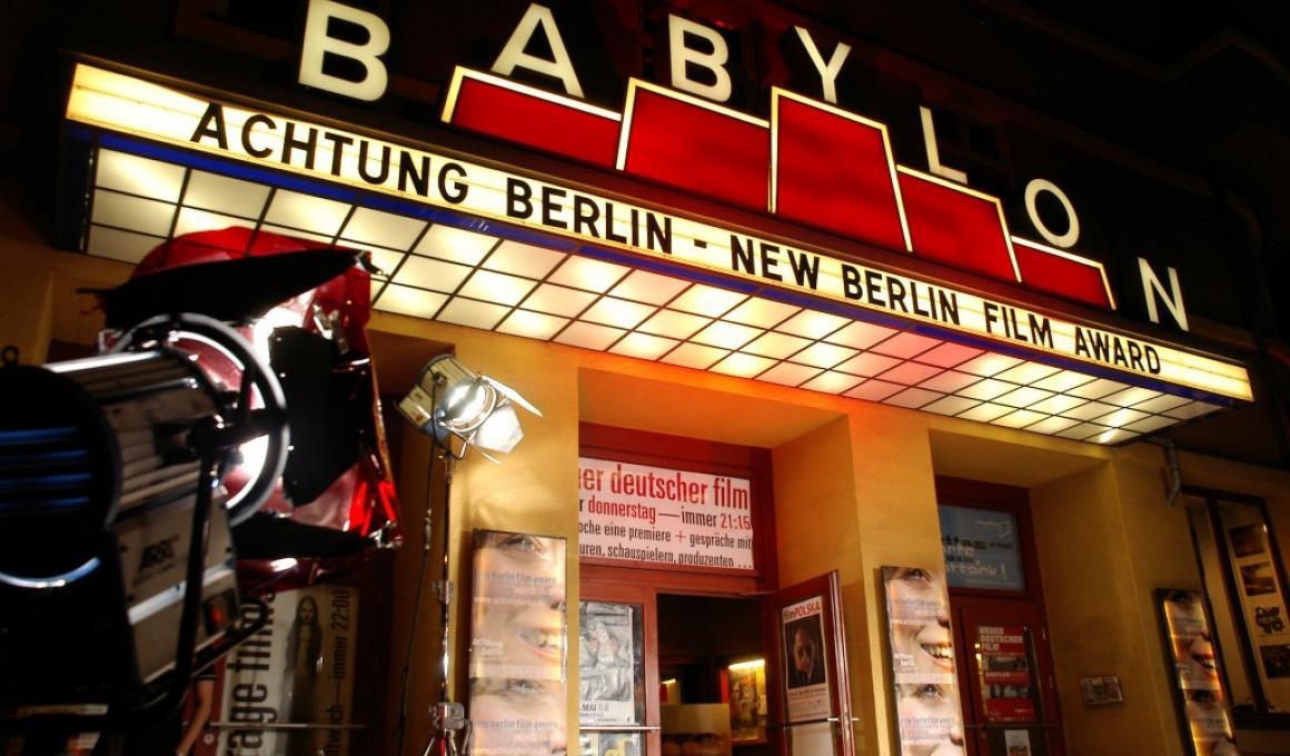 Φεστιβάλ νέου Ελληνικού σινεμά στο Βερολίνο