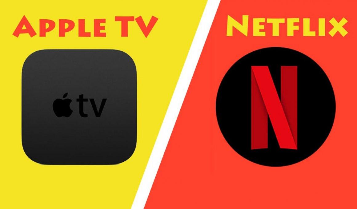 Apple VS. Netflix: Μάχη για τα Όσκαρ