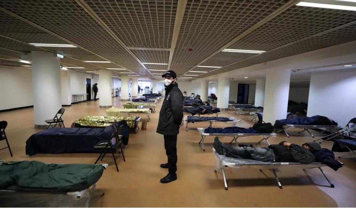 Το Φεστιβάλ Καννών φιλοξενεί τους άστεγους
