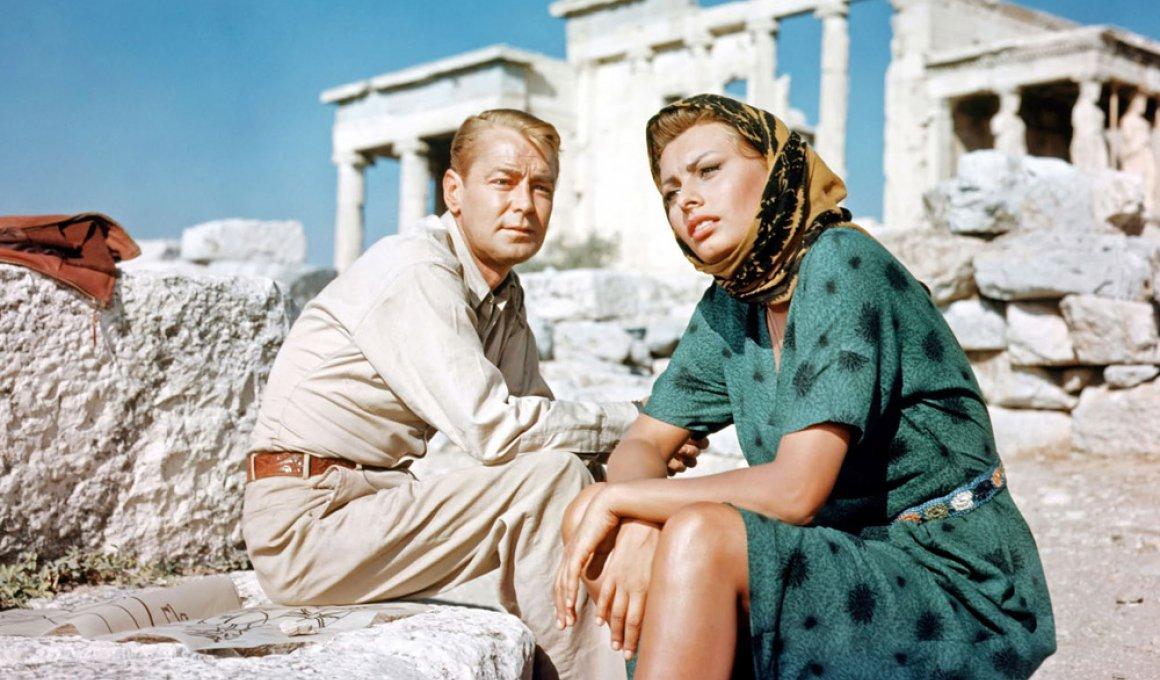 Αφιέρωμα: Η Αθήνα μέσα από διεθνείς κινηματογραφικές παραγωγές