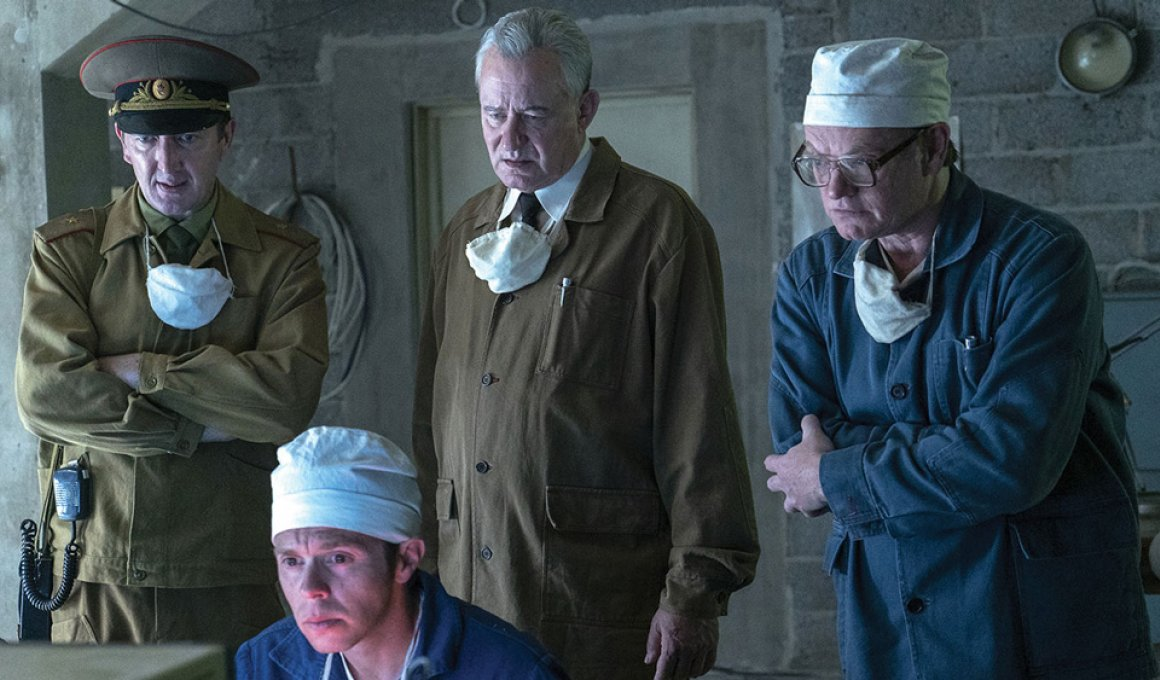"""Γράφει ιστορία το """"Chernobyl"""" με 14 υποψηφιότητες Bafta"""