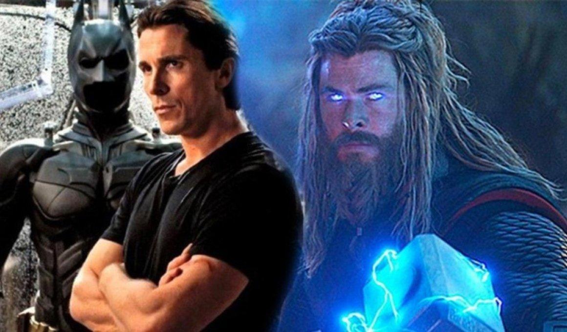 Ο Batman θα συναντήσει τον Thor