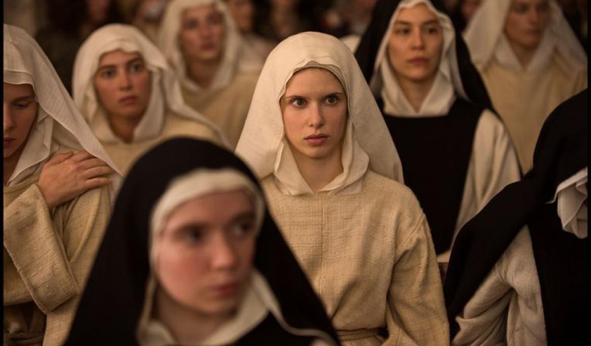 Η Δάφνη Πατακιά στη νέα ταινία του Πολ Βερχόφεν