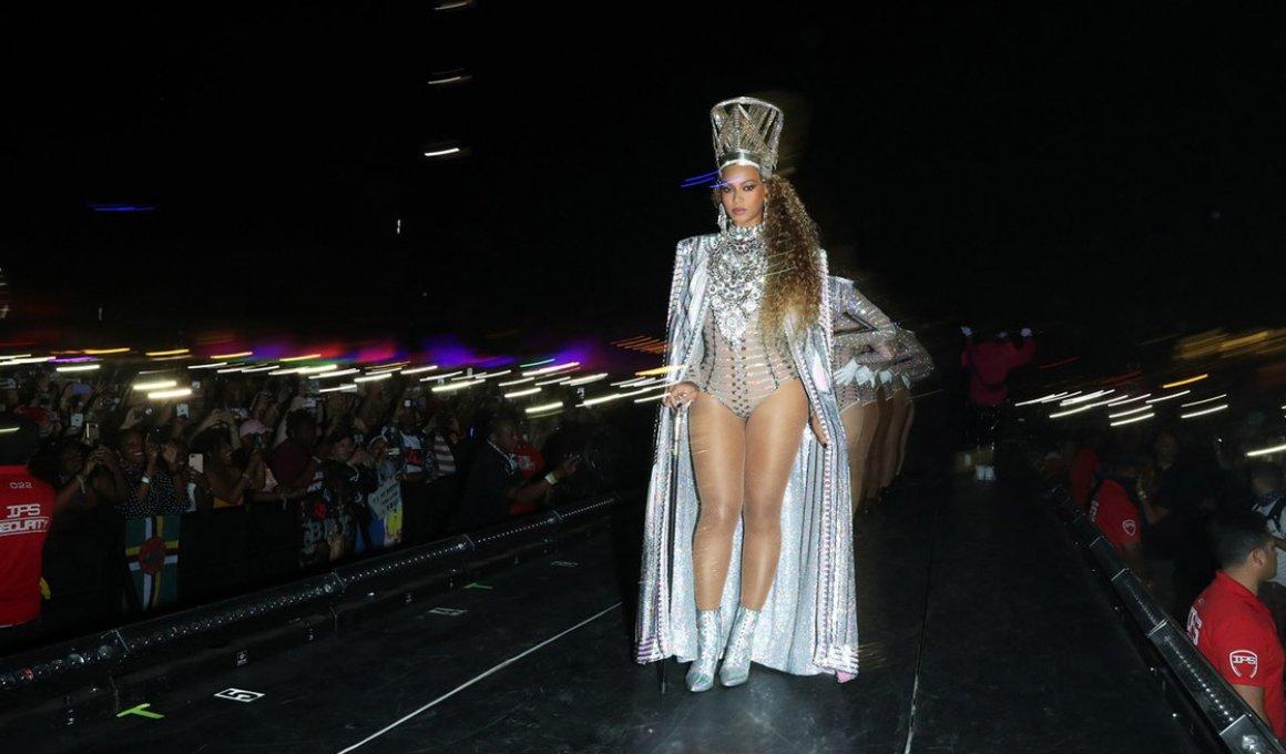 """Homecoming"": Η Beyonce... υμνεί την Beyonce"