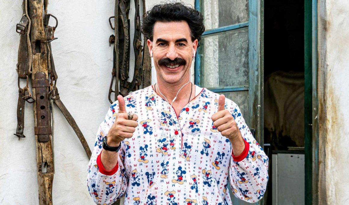 Borat Subsequent Moviefilm: Very nice sequel