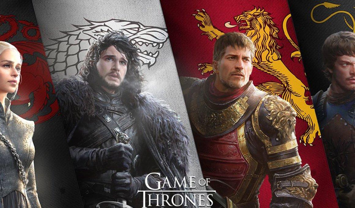 Το νέο κόλλημά σου με το Game Of Thrones