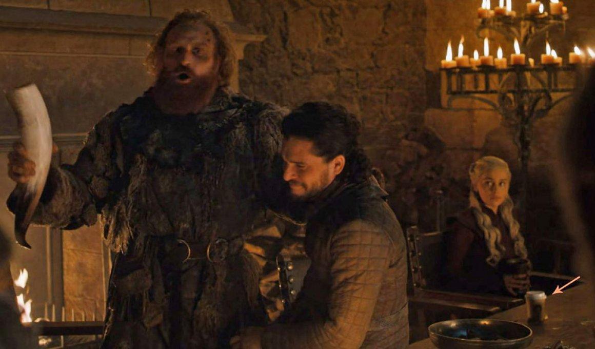 Game Of Thrones & Starbucks: Επική γκάφα!