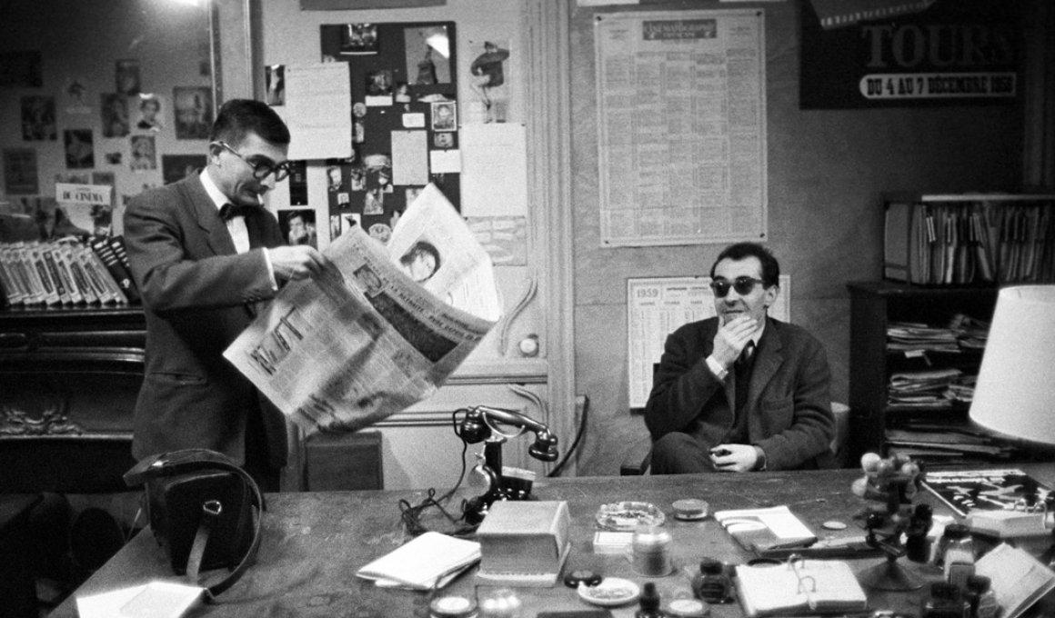 Οι συντάκτες του Cahiers Du Cinema δήλωσαν μαζική παραίτηση