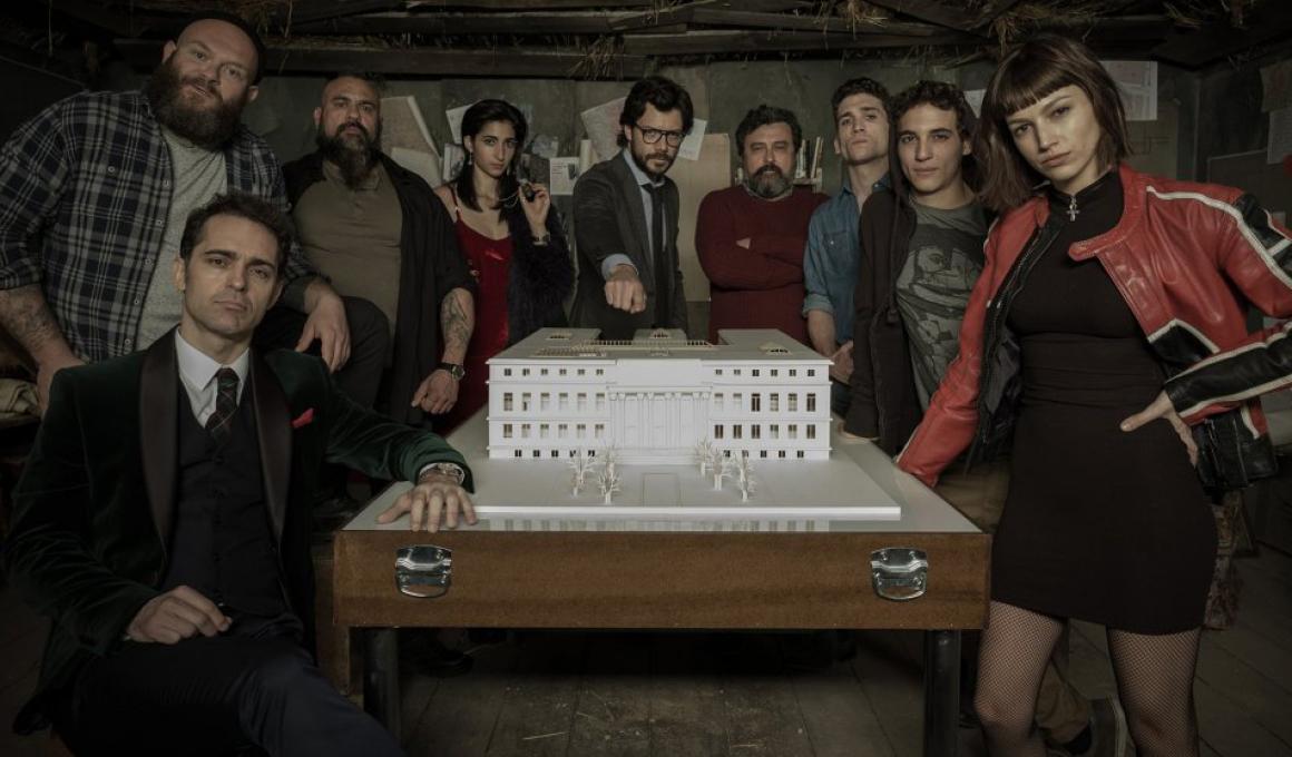 la casa de papel season 3
