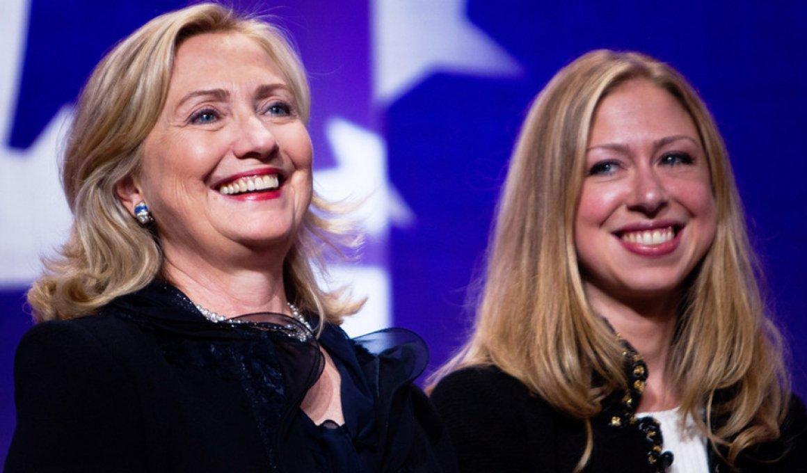 Χίλαρι και Τσέλσι Κλίντον ιδρύουν κινηματογραφική και τηλεοπτική εταιρεία