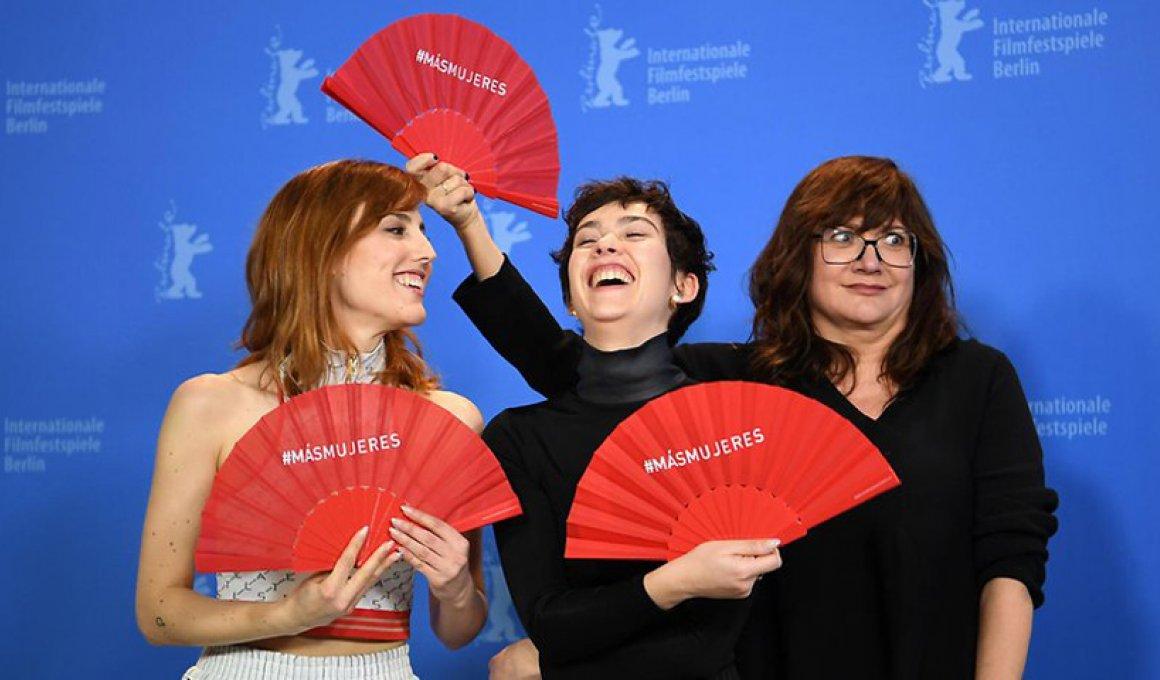 """Berlinale 19: """"Δεν είμαστε η μαφία του Netflix!"""""""