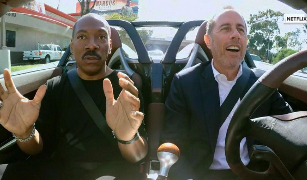 """Comedians in cars getting coffee"" season 11: Κυλάει νεράκι"