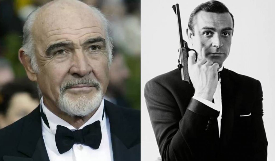 sean connery in photos