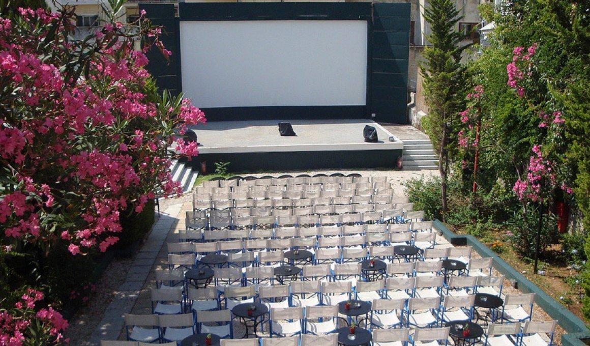 Το MOVE IT πάει θερινό σινεμά: Δάφνη!