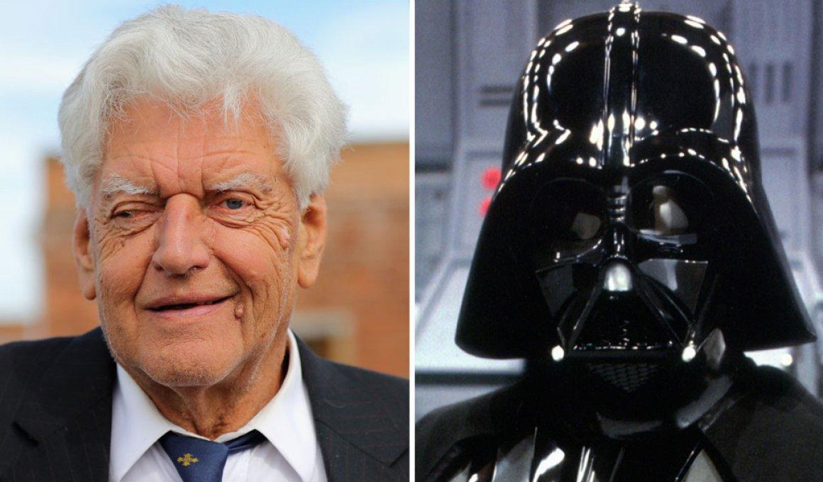 Πέθανε ο «Darth Vader» της πρώτης τριλογίας Star Wars