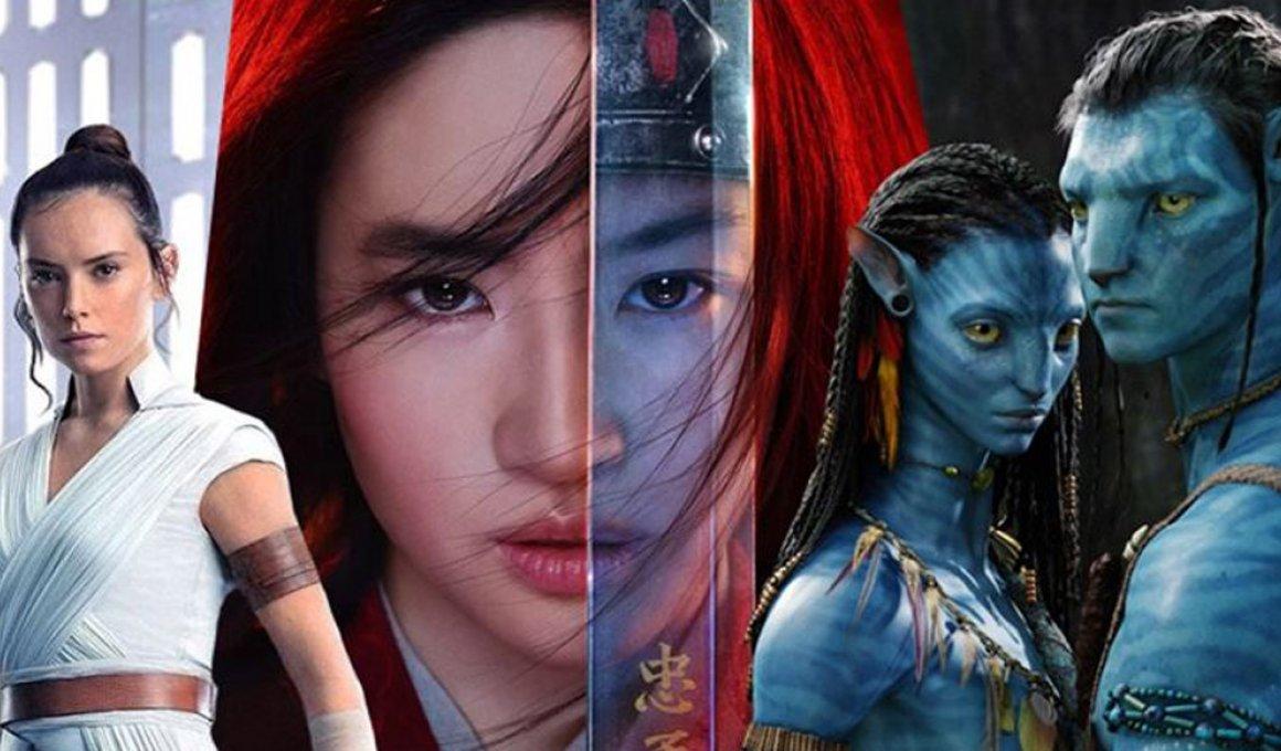 H Disney ακυρώνει κινηματογραφικά το 2020