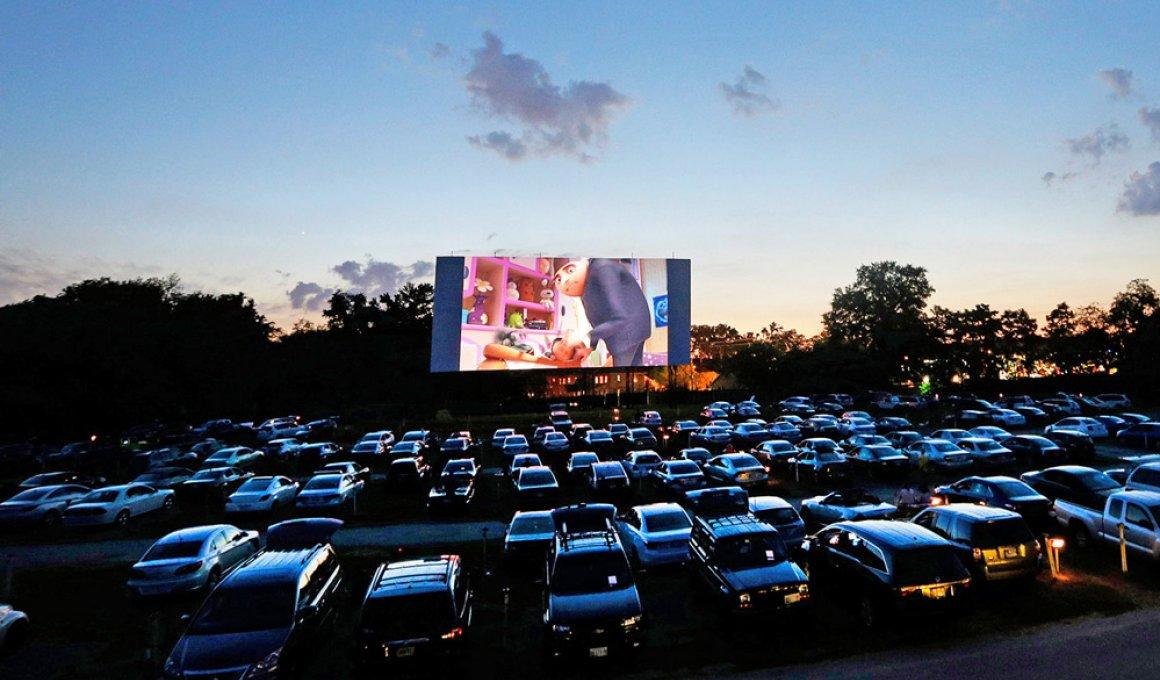 Κορωνοϊός: Οι Drive-In κινηματογράφοι επιβιώνουν