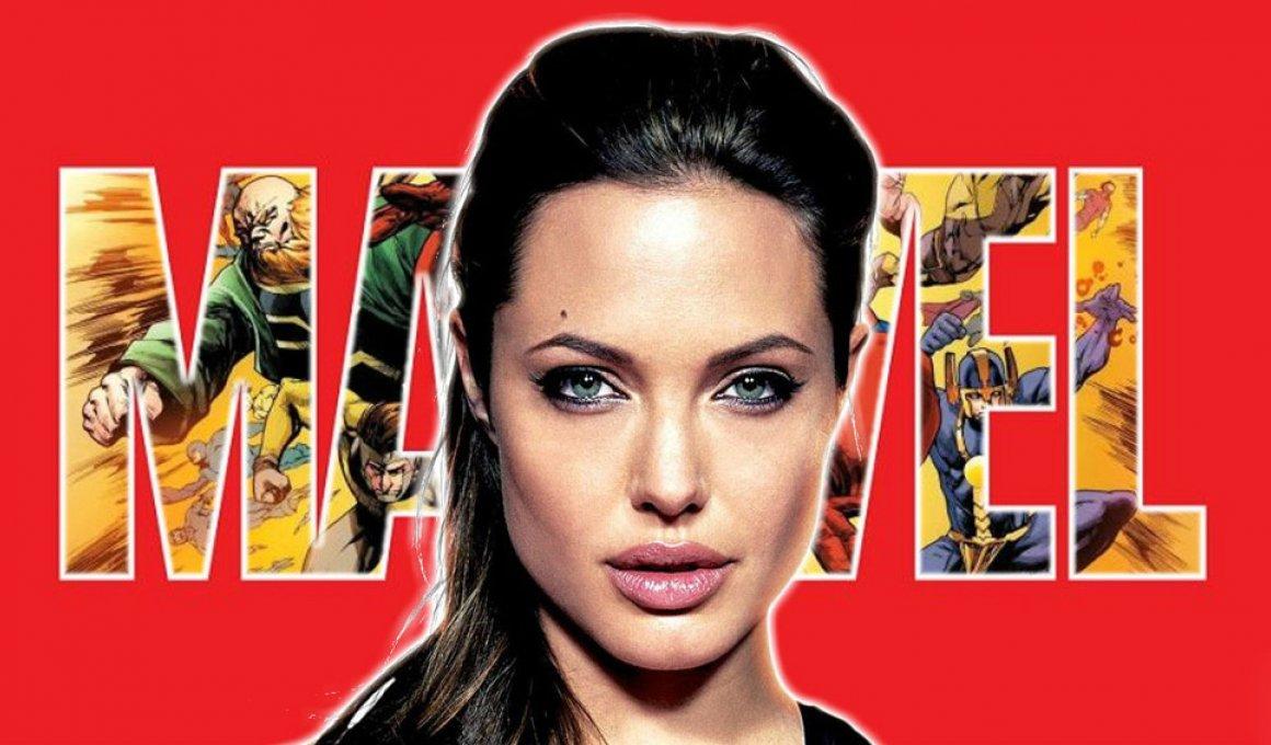 Η Αντζελίνα Τζολί στο σύμπαν της Marvel