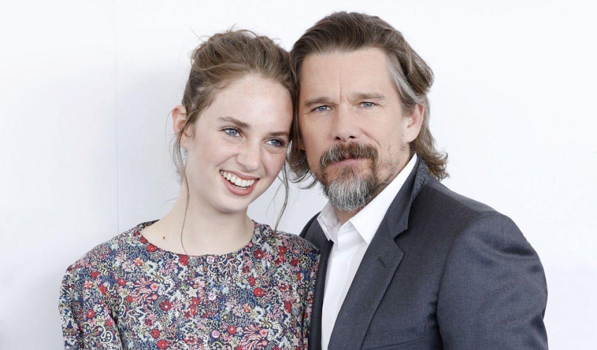 Όταν ο Ίθαν Χοκ σκηνοθέτησε ένα βίντεο κλιπ για την κόρη του