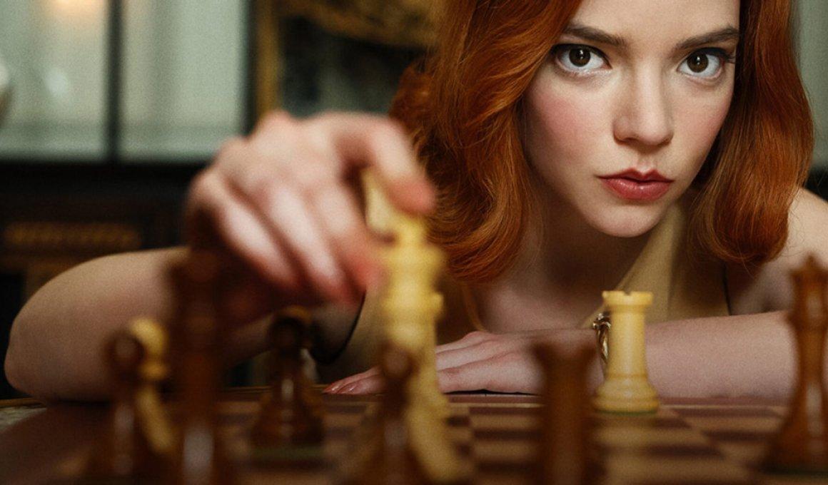 """Το """"The Queen's Gambit"""" σπάει τα ρεκόρ τηλεθέασης"""